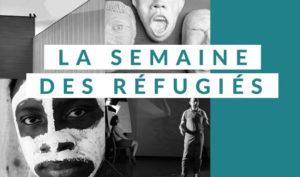 Semaine des réfugiés visuel